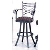 "New Rochelle 30"" Stool w/ Arms"