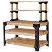 2x4 Basics Plywood Workbench