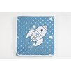 Honeyami Shooting Star Toddler Blanket