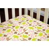 Carter's® Jungle Fitted Crib Sheet