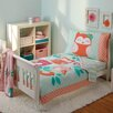 Carter's® Too Cute To Hoot 4 Piece Toddler Bedding Set