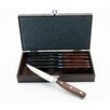 BergHOFF International Pakka 6-Piece Steak Knife Set