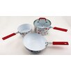 BergHOFF International Children's Line- Girls Cookware Set
