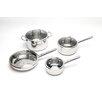BergHOFF International Boreal Stainless Steel 8-Piece Cookware Set