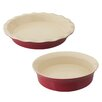 BergHOFF International Geminis 2 Piece Round Bakeware Set