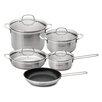 BergHOFF International Bistro 9-Piece Cookware Set