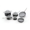 BergHOFF International Boreal II Aluminum Non-Stick 10-Piece Cookware Set