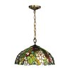 Dale Tiffany Paloma Tiffany 1 Light Mini Pendant
