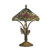 """<strong>Antiques Roadshow Evergreens Dunkirk 15.5"""" H Table Lamp with Empire...</strong> by Dale Tiffany"""