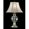 "Dale Tiffany Adriana Crystal 29"" H Table Lamp with Empire Shade"