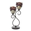 "<strong>Fall River 22"" H Table Lamp with Bell Shade</strong> by Dale Tiffany"