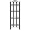 Austram Hammered Hollister Trellis (Set of 6)