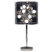 "<strong>Starburst 28.5"" H Table Lamp with Drum Shade</strong> by Adesso"