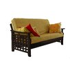 LifeStyle Solutions Manila Futon Convertible Sofa