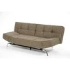 <strong>Marquee Euro Marcel Convertible Sofa</strong> by LifeStyle Solutions
