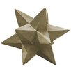 <strong>Wildon Home ®</strong> Dimensional Star Statue