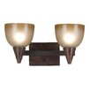 <strong>Kyoto 2 Light Vanity Light</strong> by Wildon Home ®