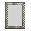 <strong>Wildon Home ®</strong> Checker Wall Mirror