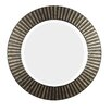 Wildon Home ® North Beach Round Wall Mirror