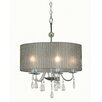<strong>Wildon Home ®</strong> Arpeggio 5 Light Drum Pendant