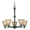 <strong>Wildon Home ®</strong> Tallow 5 Light Chandelier