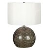 "Wildon Home ® Dalton 20.38"" H Table Lamp with Drum Shade"