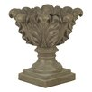 <strong>Wildon Home ®</strong> 21 Scroll Leaf Garden Ornament Planter