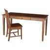 <strong>Writing Desk with Chair</strong> by International Concepts