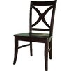 <strong>Cosmopolitan Salerno Side Chair (Set of 2)</strong> by International Concepts