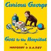 Houghton Mifflin Curious George Goes To The Hospital