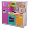 Deluxe Big and Bright Toy Kitchen