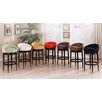 "Armen Living Igloo 26"" Swivel Bar Stool"