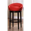 "<strong>Armen Living</strong> Igloo 26"" Swivel Barstool in"