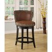 "Armen Living Lisbon 30"" Swivel Bar Stool"