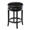 "<strong>Armen Living</strong> Backless 26"" Swivel Barstool"