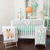 Pam Grace Creations Friendly Fox 10 Piece Crib Bedding Set