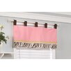 "Pam Grace Creations Jolly Molly Monkey 39"" Curtain Valance"