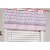 "<strong>Pam Grace Creations</strong> Sassy Safari 39"" Curtain Valance"