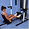 <strong>Seated Leg Press Attachment</strong> by Yukon Fitness