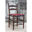 "Dixie Seating Company Woolrich Blanket Furniture Ladderback 24"" Bar Stool"