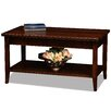 Leick Furniture Laurent Coffee Table