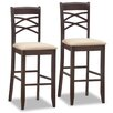 "Leick Furniture Favorite Finds 28"" Bar Stool with Cushion (Set of 2)"
