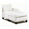 <strong>Belle Meade Right Chaise Lounge</strong> by Carolina Accents