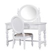 Samuel Lawrence Sweet Heart 3 Piece Vanity Set