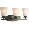 <strong>Progress Lighting</strong> Cantata 3 Light Vanity Light