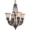 <strong>Thomasville Messina 4 Light Chandelier</strong> by Progress Lighting