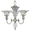 <strong>Progress Lighting</strong> Thomasville Roxbury 3 Light Chandelier
