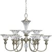<strong>Thomasville Roxbury 9 Light Chandelier</strong> by Progress Lighting