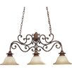 <strong>Progress Lighting</strong> Thomasville Messina 3 Light Pendant