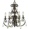 <strong>Progress Lighting</strong> Thomasville Savona 5 Light Chandelier